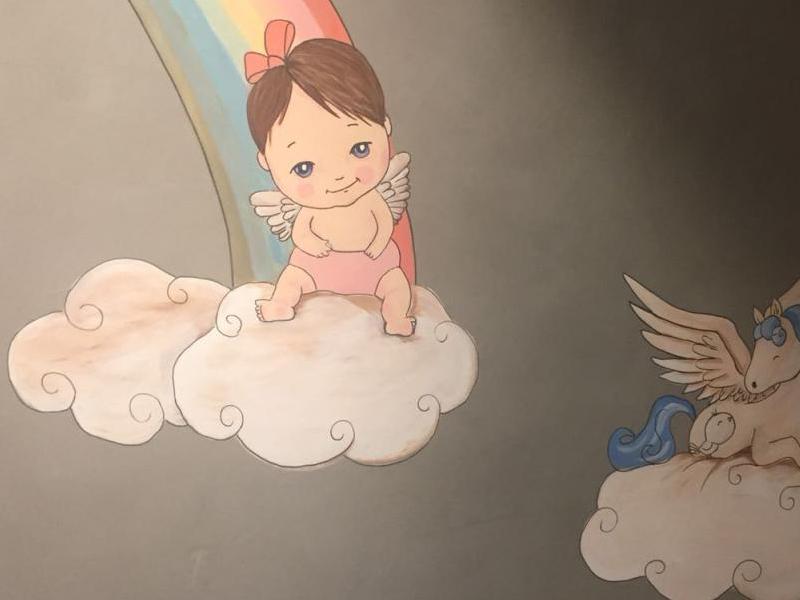 Almila Mobilya - Bebek Odası